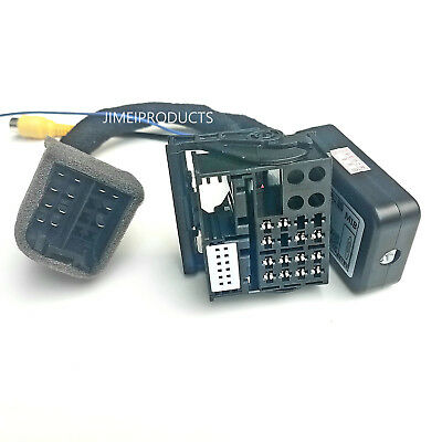 CANBUS Adapter Decoder Simulator For VW RCD330 Plus 187B 187A GOLF POLO