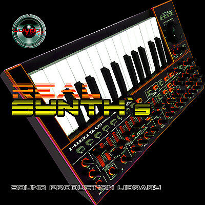 STRINGs, SYNTHs, PADs, ORGANs Collection 10GB on 4DVD