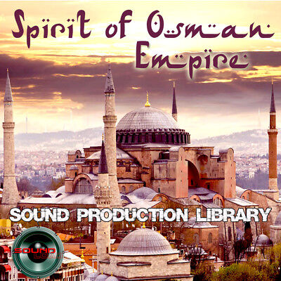 Osman Empire Spirit - large original Wav/Kontakt Samples Production Library