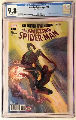 Amazing Spider-Man #798 CGC 9.8 NM/MT Alex Ross 1st Appearance of Red Goblin