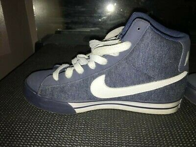 hot sale online 4500f 83794 NIKE Flywire Shoes size 8 Men s Fly Wire Air Max High Top Basketball Shoe  2011.  16.49 Buy It Now 16d 22h. See Details. Nike Navy denim blue High Tops White  ...