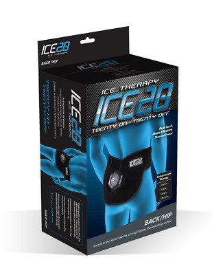 Ice 20 Ice Therapy Back/Hip Compression Therapy