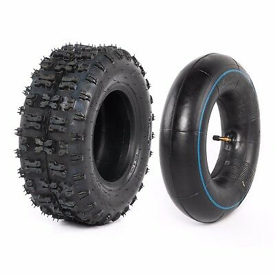 13x5.00-6 6 Inch Scooter Wheel Tire + Tube Set Mini ATV Go-kart Quad Front Tyre