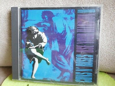 CD Musik Guns N Roses USA the david geffen company use your illusion II CDs