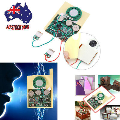 30Second Recordable Voice Module for Greeting Card Music Sound Talk chip musical