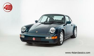 FOR SALE: Porsche 911 964 Carrera 2 C2 Tiptronic 3.6 LHD 1991 /// 31k Miles!