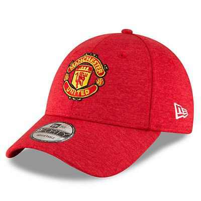18e628a6a270 New Era 9Forty Pl Manchester United Fa18 Shadow Tech Casquette Rouge Homme