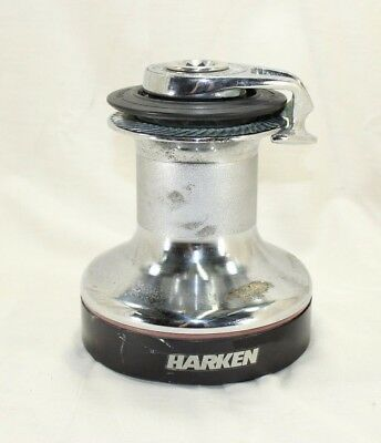 Harken 40 ST (Self Tailing) 2 Speed Winch - Catalina 31 - FAST SHIPPING