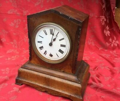 Quality Mantel Clock Project Good Movement And Case