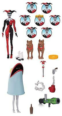 Batman the Animated Series: Harley Quinn Figure with Expressions Pack