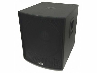 Italian Stage IS S115A Subwoofer amplificato in legno 700W