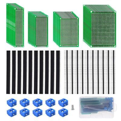 CIRCUIT BOARDS INDUSTRIAL Pcb Prototype Kits Double-Sided
