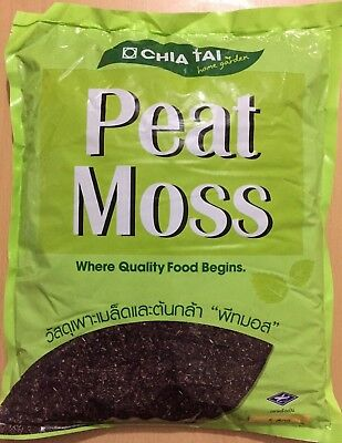 Peat Moss For Seed Seeding Sprout Used For Growing All Kinds of Plants 2.2 lbs