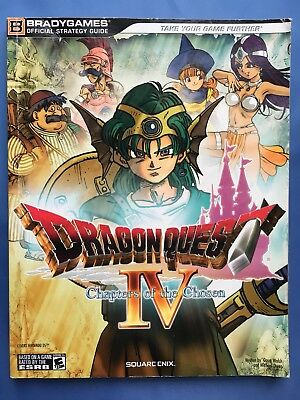 Dragon Quest IV: Chapters of the Chosen Official Strategy Guide - Bradygames