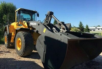 VOLVO L150G A/C Cab, Boom Suspension