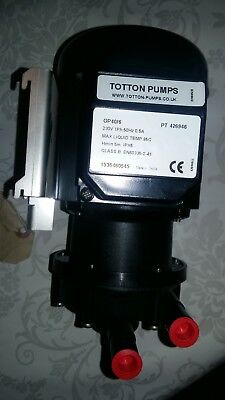 Totton pumps GP40/6 Magnetic Drive, sealless centrifugal pump, 230v/1/60Hz