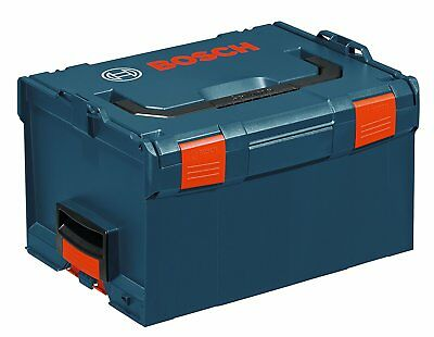 Bosch 10 in. Theft Security Shock Proof Stackable Storage Case L-BOXX3 New