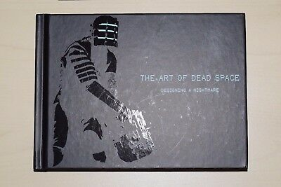 Dead Space Designing a Nightmare The Art of Deadspace Designwork Booklet