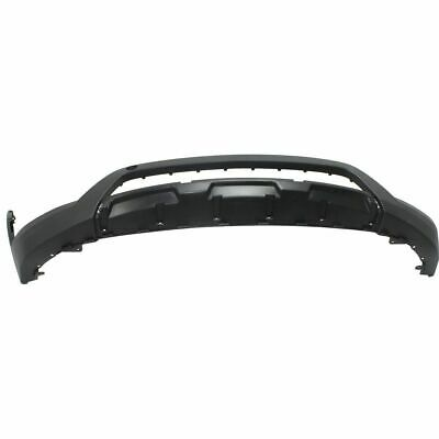Front Lower Bumper Cover Black Textured Fits 13-16 Santa Fe HY1015102 865124Z000