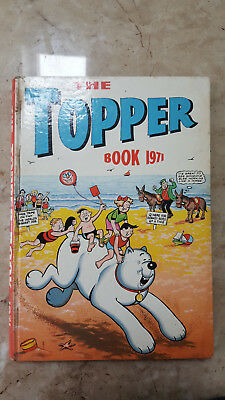 The Topper Book 1971 (Annual), Unclipped