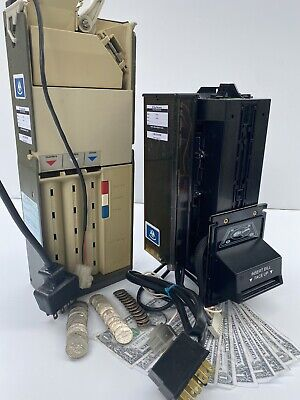 COINCO 3340S  117v Single Price Changer Refurbished Replace TRC6800H,S75,3341