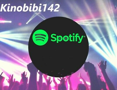 UK Spotify family invite code - 1 year (12 months) keep all spotify playliste