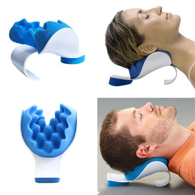 Neck And Shoulder Relaxer Neck Pain Relief Massage Pillow For Car Home Gift  AU