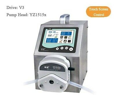 Flow Rates Peristaltic Pump Intelligent Type 0.000166-1330 mL/min V3 YZ2515x