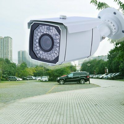 1000TVL 2.8-12mm Waterproof Varifocal Outdoor Weatherproof Security Camera