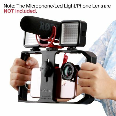 Make Great Sports and Family Videos with Smartphone Video Rig For iPhone 6S Plus
