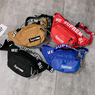 Unisex Waist Bag Mens Fanny Pack Fashion Camping Waist Pouch Sport Shoulder Bag