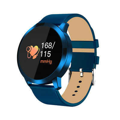 Cardiofrequenzimetro Tracker Q8 Orologio Smartwatch Fitness Sport Of Android Ios