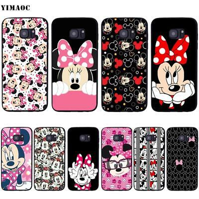 For S9 S7 S6 Edge A3 A5 2017 Galaxy S8 Plus Cover Mobile Case Thin Soft  N2193