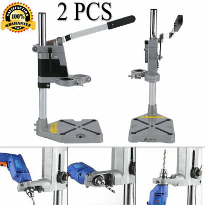 2 PCS Universal Bench Clamp Drill Press Stand Workbench Repair Tool for Drilling