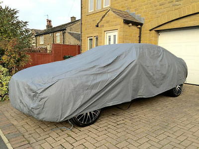 For Ford Focus Rs Heavy Duty Waterproof Car Cover Cotton Lined