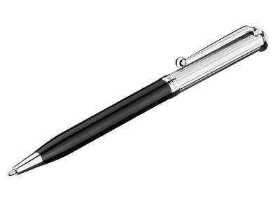 Genuine Mercedes-Benz Classic Black Ballpoint Pen B66043350 Brand New