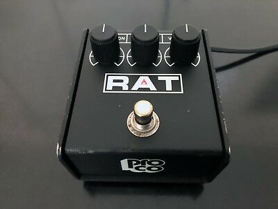 1995 ProCo RAT with LM308 chip, Made in USA