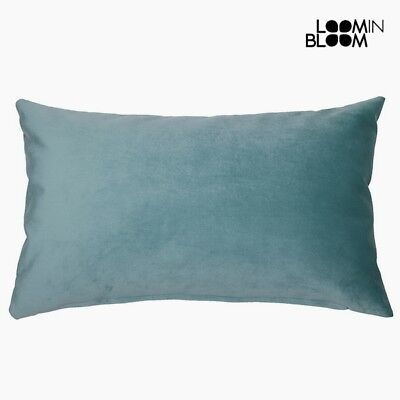 Cuscino Poliestere Verde (30 x 50 x 10 cm) by Loom In Bloom I0010_S0107200