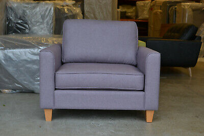 Miraculous John Lewis Portia Snuggler Loveseat In Shetland Patterned Ocoug Best Dining Table And Chair Ideas Images Ocougorg
