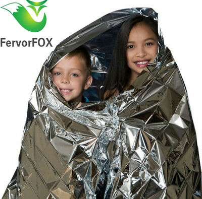 Water Proof Emergency Survival Rescue Blanket Foil Thermal