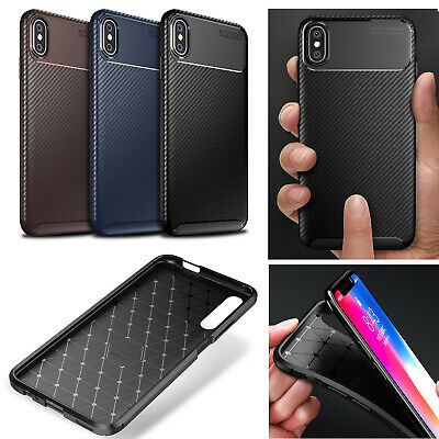 Outdoor Panzer Non-slip Shockproof Slim Back TPU Hybrid Silicone Soft Case Cover
