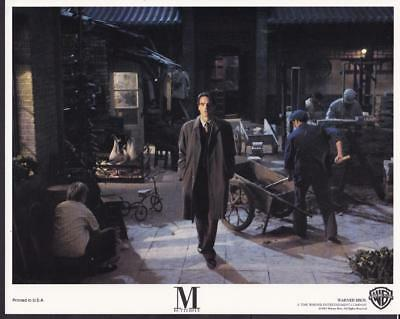 Jeremy Irons closeup in M. Butterfly 1993 vintage movie photo 23347