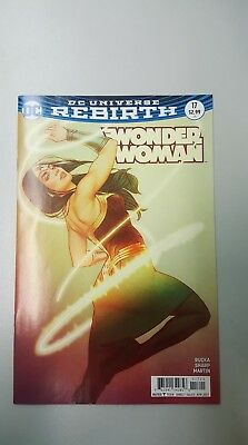 DC Comics: Rebirth Wonder Woman #17 Variant (2017) - BN - Bagged and Boarded