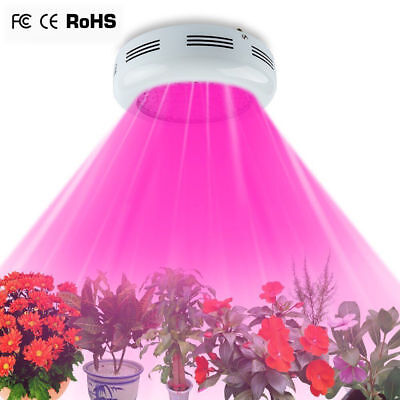 216W 150W UFO LED Grow Light Full Spectrum Hydro Lamp for Pflanzen Blumen Gemüse