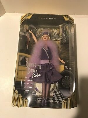 Dance Til Dawn Barbie Doll Great Fashions Of The 20th Century Collection Series