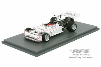 March 731 Ford  James Hunt  First Race  Formel 1 Monaco 1973  1:43 Spark 5366