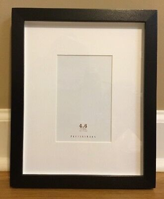 NEW POTTERY BARN Wood Gallery Oversized Picture Frame 18\