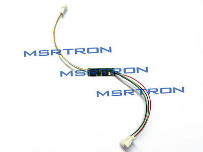 MSRTron MSR-Nano Super Thin Interrupted Swipe Card Reader! 0.9mm Thick!