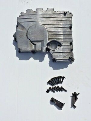 1996 YZF 600r Thundercat Yamaha OIL PAN with bolts OEM