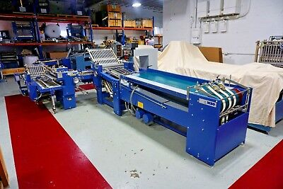 2006 MBO B26E Continuous Feed 4/4/4 with A76 Delivery